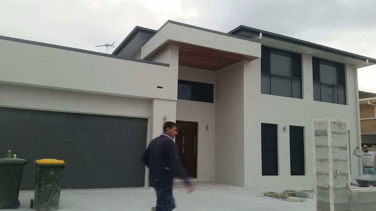 house finished