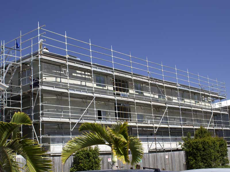 Rendering unit block in Greenslopes
